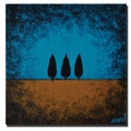 Trademark Fine Art The Watchers by Nicole Dietz-Ready to Hang Canvas!