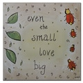 Trademark Fine Art Nicole Dietz 'Love Bug' Canvas Art