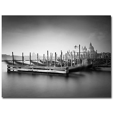 Trademark Fine Art Nina Papiorek 'Venice Dream' Canvas Art 35x47 Inches