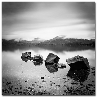Trademark Fine Art Nina Papiorek 'Scotland, Loch Lomond' Canvas Art