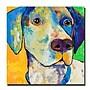 Pat Saunder Yancy Canvas Art, 24 x 24