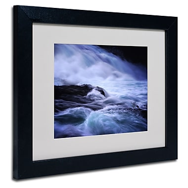 Trademark Fine Art Philippe Sainte-Laudy 'Distractions' Matted Art Black Frame 11x14 Inches