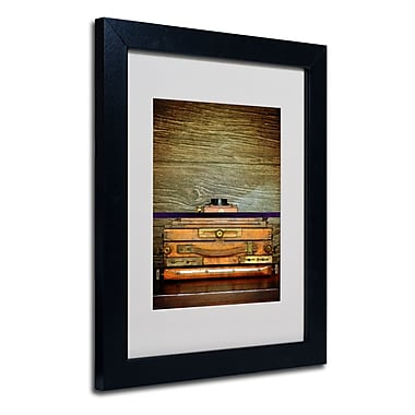 Trademark Fine Art Philippe Sainte-Laudy 'Photography' Matted Art Black Frame 11x14 Inches