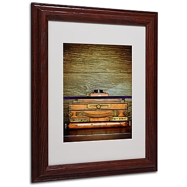 Philippe Sainte-Laudy 'Photography' Matted Framed Art - 11x14 Inches - Wood Frame