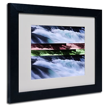 Trademark Fine Art Philippe Sainte-Laudy 'Polaris' Matted Art Black Frame 11x14 Inches
