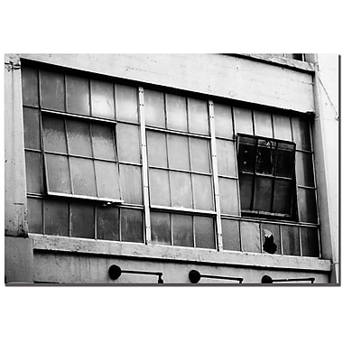 Trademark Fine Art Patty Tuggle 'Open Windows' Canvas Art