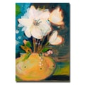 Trademark Fine Art Sheila Golden 'Simplicity' Canvas Art