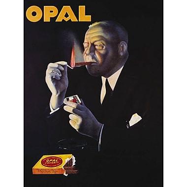 Trademark Fine Art Opal-Artwork 1