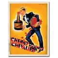Trademark Fine Art Cherry Chevalier Canvas Art Ready to Hang