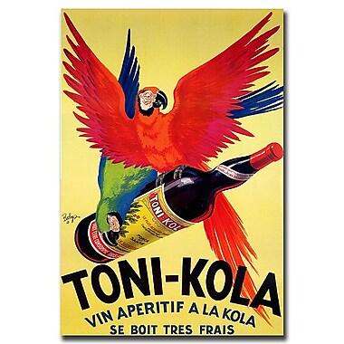 Trademark Fine Art Toni-Kola Vintage Art 1