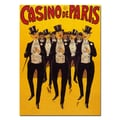 Trademark Fine Art Casino de Paris Canvas Art Ready to Hang