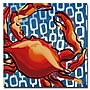 Trademark Fine Art Working Girls Designs 'Crab' Canvas