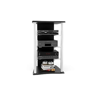 Sonax® Cruise 25in. W Wood Component Stand, Midnight Black