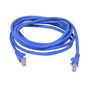 Belkin A3L791-06-BLU-S 6' CAT-5e Snagless Patch Cable, Blue