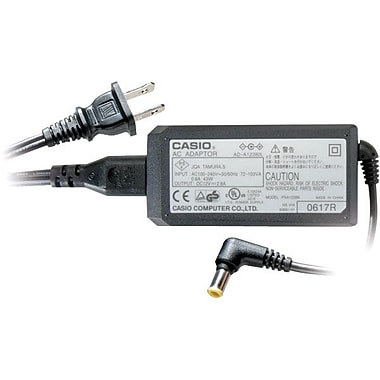 Casio® AD-A12280L AC Adapter For CD Title Writer