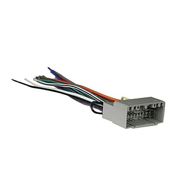 Metra™ 70-6502 Wiring Harness For 02-Up Chrysler/Dodge/Jeep Vehicles