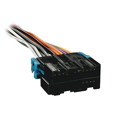 Metra™ 70-1858 Wiring Harness For 02 General Motors Vehicles
