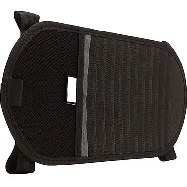 Case Logic® Fabric 12 CD Automotive Visor, Black, Each