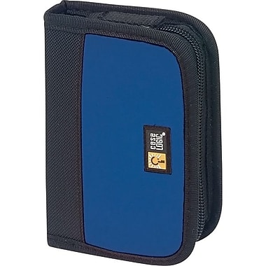 Case Logic® Neoprene 6 USB Flash Drive Shuttle, Blue, Each