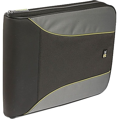 Case Logic® Nylon 144 CD Wallet, Black, Each