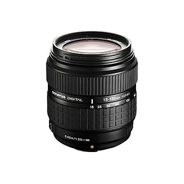 Olympus® Zuiko 261054 18 mm-180 mm f/3.5-6.3 Digital Zoom Lens For Digital SLR Cameras