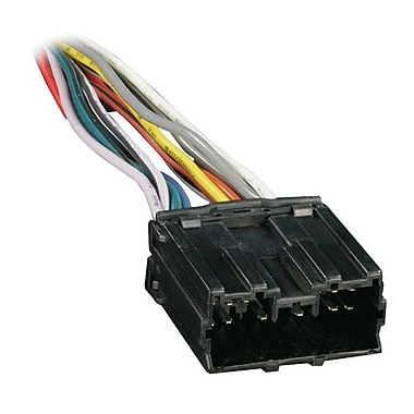 Metra™ 70-7001 Wiring Harness For 92-Up Mitsubishi/Dodge Stealth