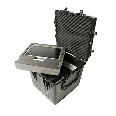 Pelican™ 0370 24in. Cube Case With Foam, Black