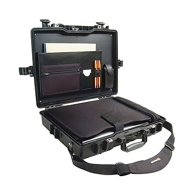 Pelican™ 1490CC Laptop Case For 15in. Notebook, Black