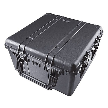 Pelican™ 1640 Transport Case With Foam, Black