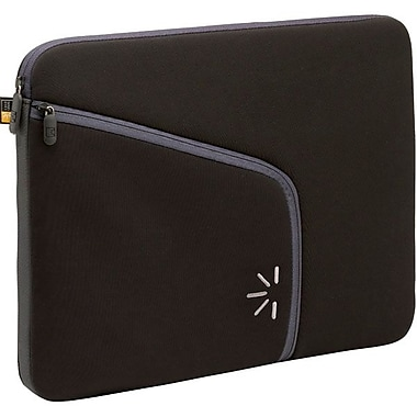 Case Logic® 13.3in. Neoprene Laptop Sleeve, Black