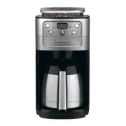 Cuisinart® Burr Grind & Brew Thermal™ 12 Cup Automatic Coffeemaker, Silver/Black