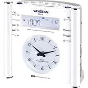 Sangean RCR-3 Atomic/Digital Clock Radio