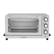 Conair® Cuisinart® 0.6 Cu. Ft. Toaster Oven Broiler With Convection, Stainless Steel