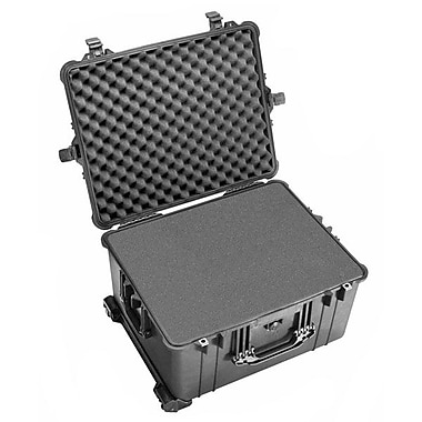 Pelican™ 1620 Shipping Hard Case Without Foam, Black