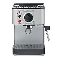 Cuisinart EM-100 1000W 15 Bar Espresso Maker (Stainless Steel) - Manufacturer Refurbished