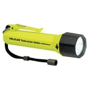 Pelican™ SabreLite™ 2000 Flashlight, Yellow