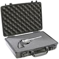 Pelican™ 1470 Gun Case With Foam, Black