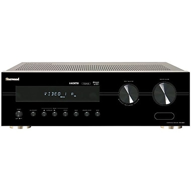 Sherwood® RX-4503 5.1 Channel Surround A/V Receiver With HDMI Switcher