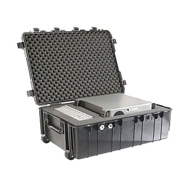 Pelican™ 1730 Transport Case With 5-Piece Foam Set, Black