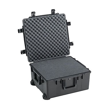 Pelican™ Hardigg Storm Case® Storm Trak iM2875 Large Storage Box With Cubed Foam, Black