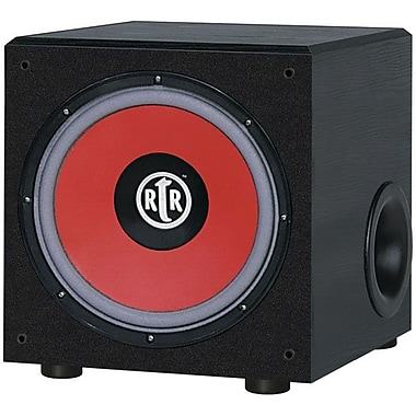 Bic RtR-12S 200 W Front-Firing Powered Subwoofer