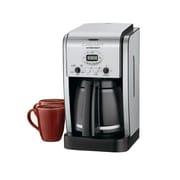 Cuisinart Extreme Brew 12-Cup Programmable Coffeemaker, Silver