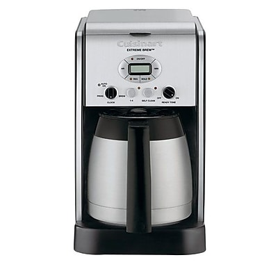 Cuisinart Extreme Brew 10 Cup Thermal Programmable Coffeemaker IM1GE5319