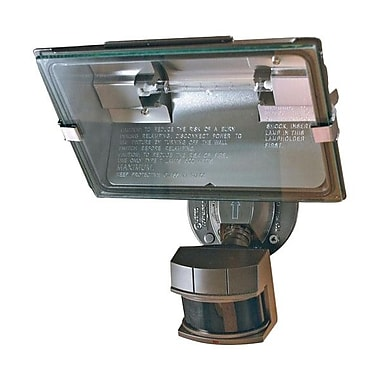 Chamberlain® Heath/Zenith 14.5in. 240 deg Motion Security Light, Bronze Finish