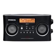 Sangean PR-D5 FM-Stereo RBDS/AM Portable Radio Tuner, Black