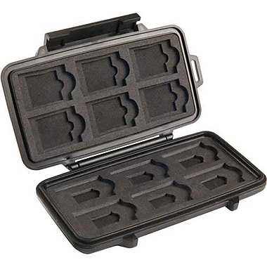 Pelican™ Polycarbonate Memory Card Case, Each