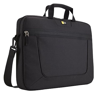 Case Logic Top Loading Carrying Case For 15.6 Laptops, Notebook, Black