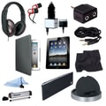 DreamGEAR® i.Sound® 12-in-1 Advance Pack For iPad 2, iPad