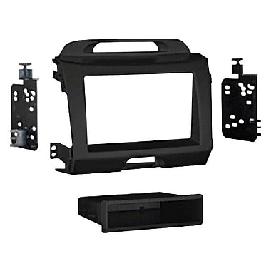 Metra™ 99-7344CH 11-Up Kia Sportage Single Din Radio Installation Kit