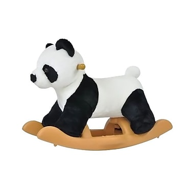 Radio Road Toys Animal Rocker, Black & White Panda